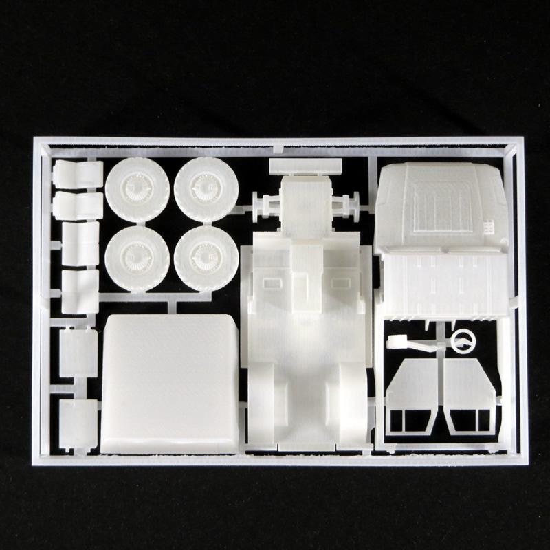 1/144 GAZ233002 ティーグルピックアップ