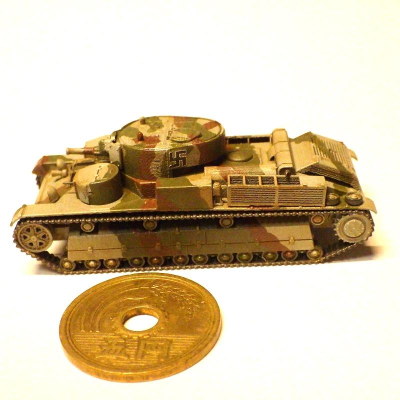 1/144 T-28E中戦車
