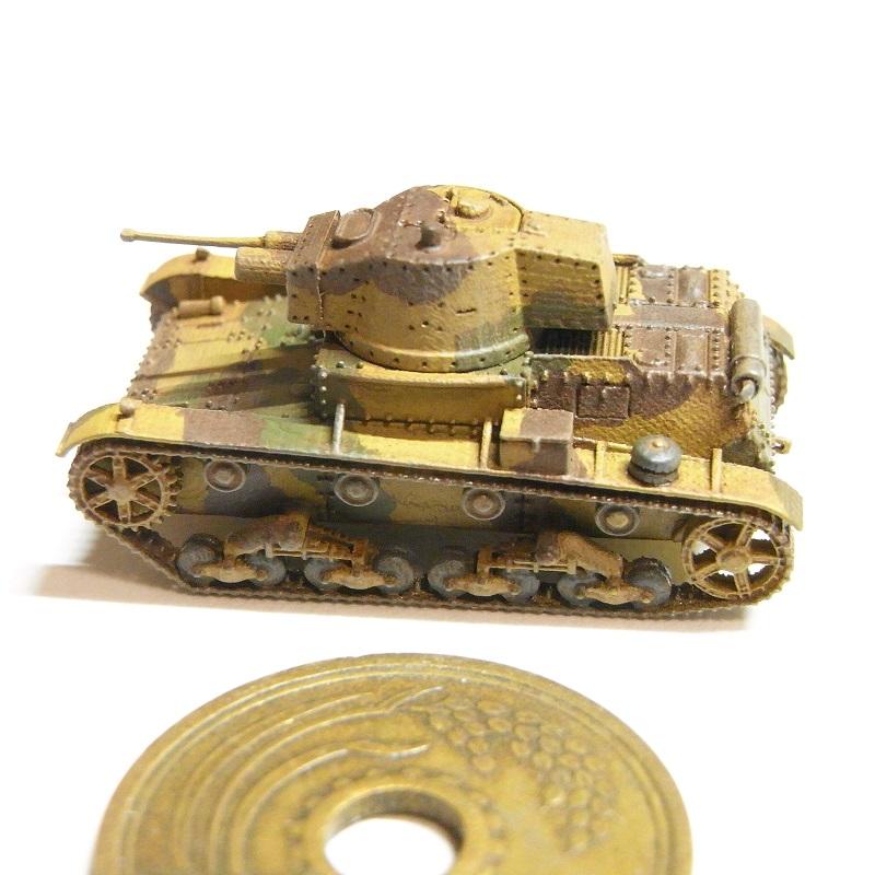 1/144 7TP軽戦車(単砲塔型)