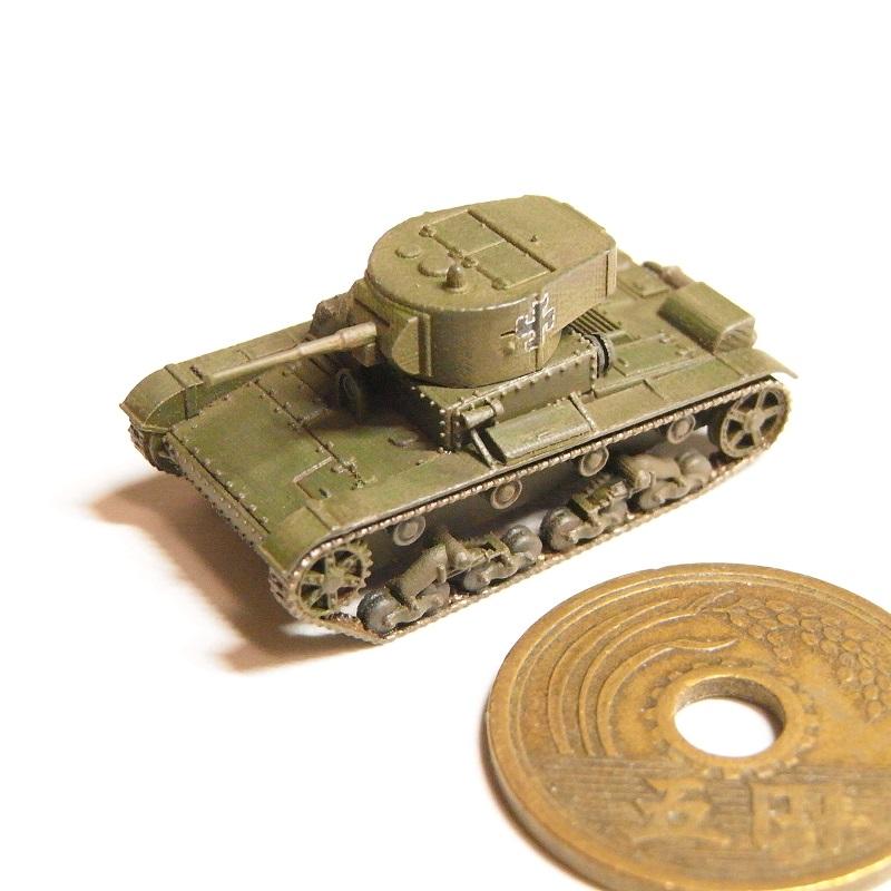 1/144 T-26軽戦車(1933年型)
