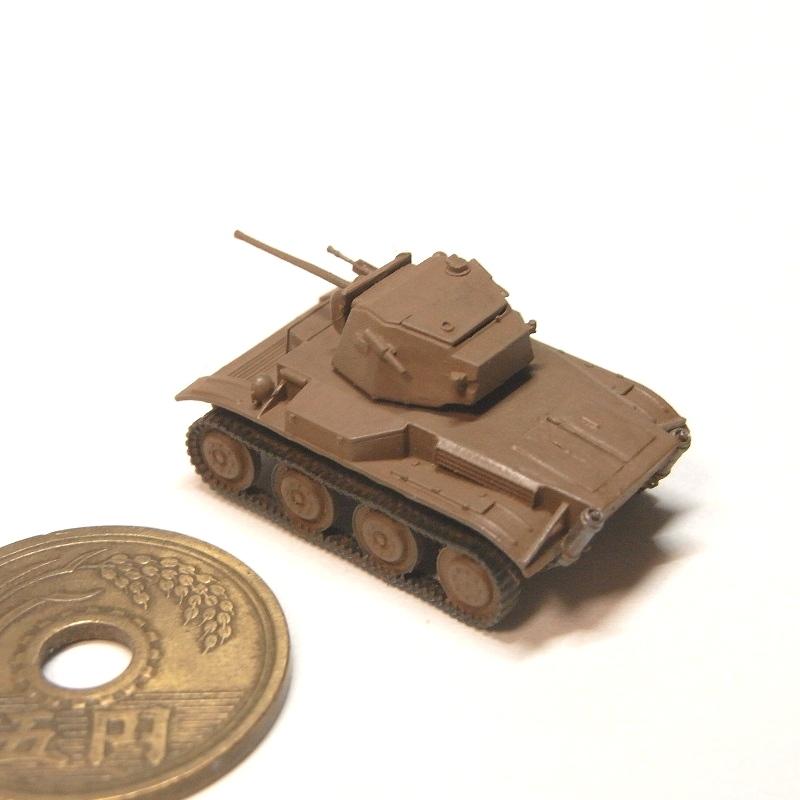 1/144 Mk.VII軽戦車テトラーク