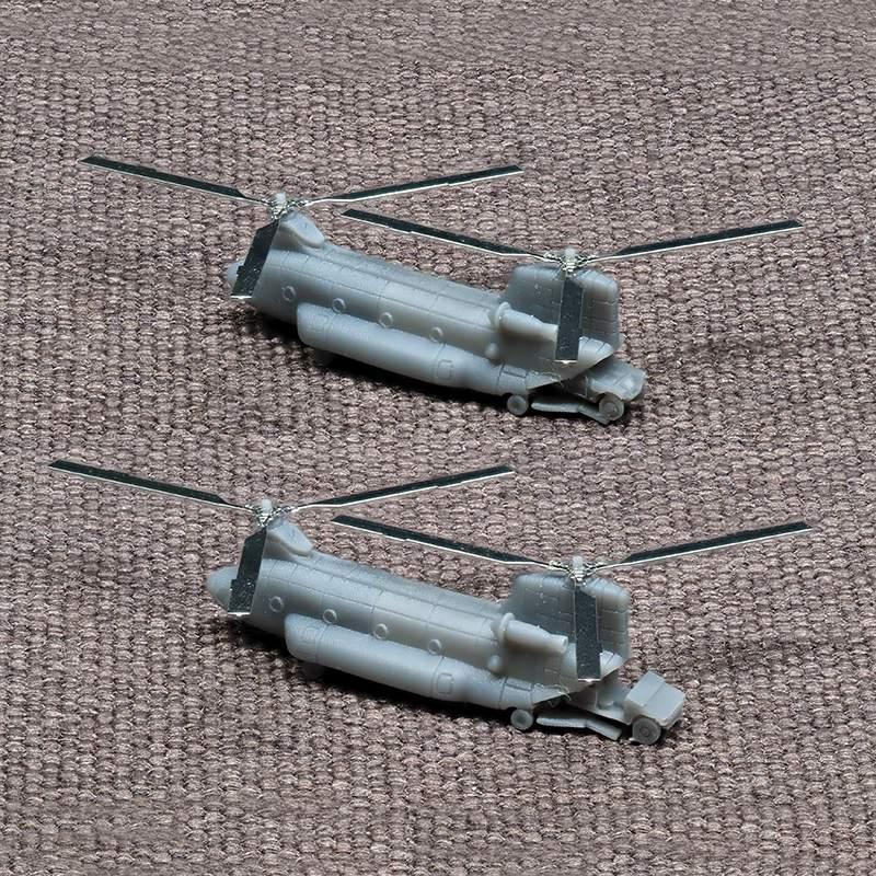 1/700 CH-47J/JA チヌークセット