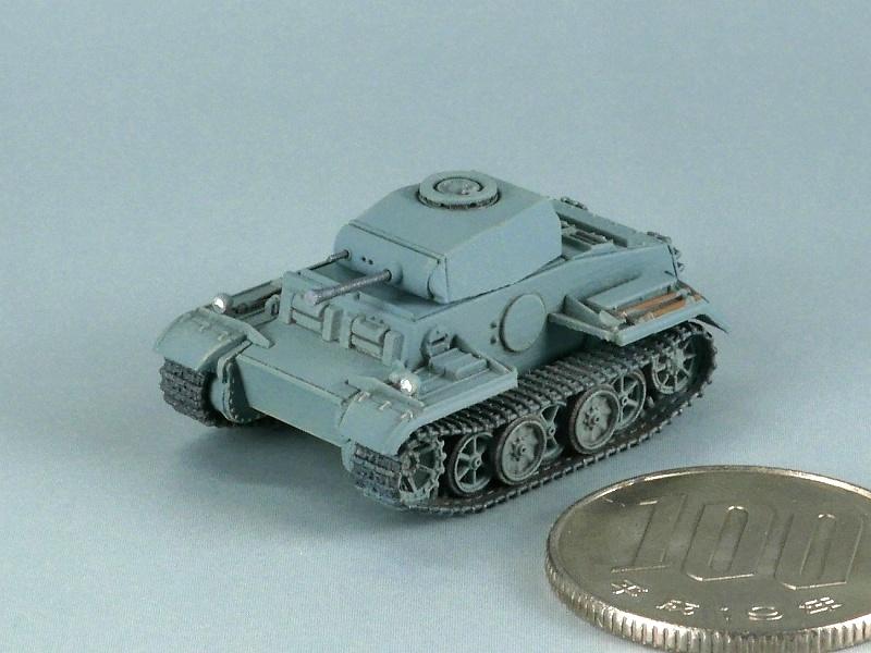 1/144 II号戦車J型(Pz.KpfwII ausf.J)