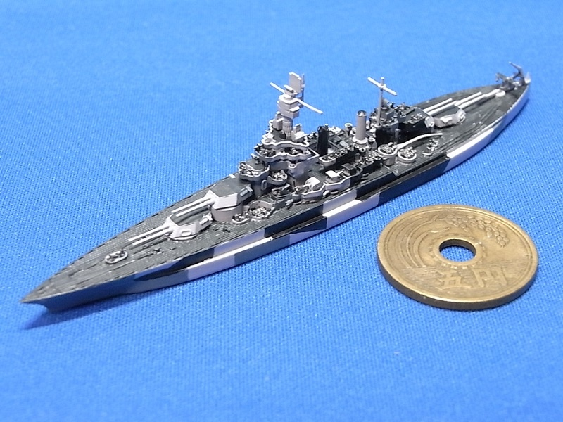 1/2000 BB-45 戦艦コロラド