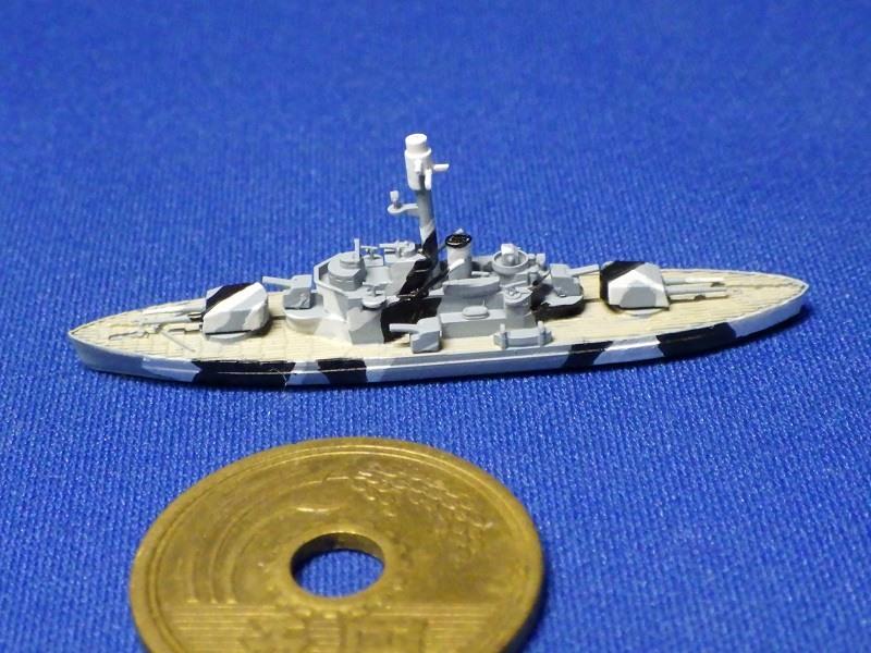 1/2000 フィンランド海軍 海防戦艦ヴァイナモイネン