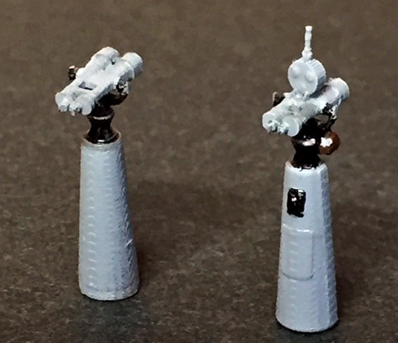 1/100 12cm望遠鏡セット(2種25個入り)
