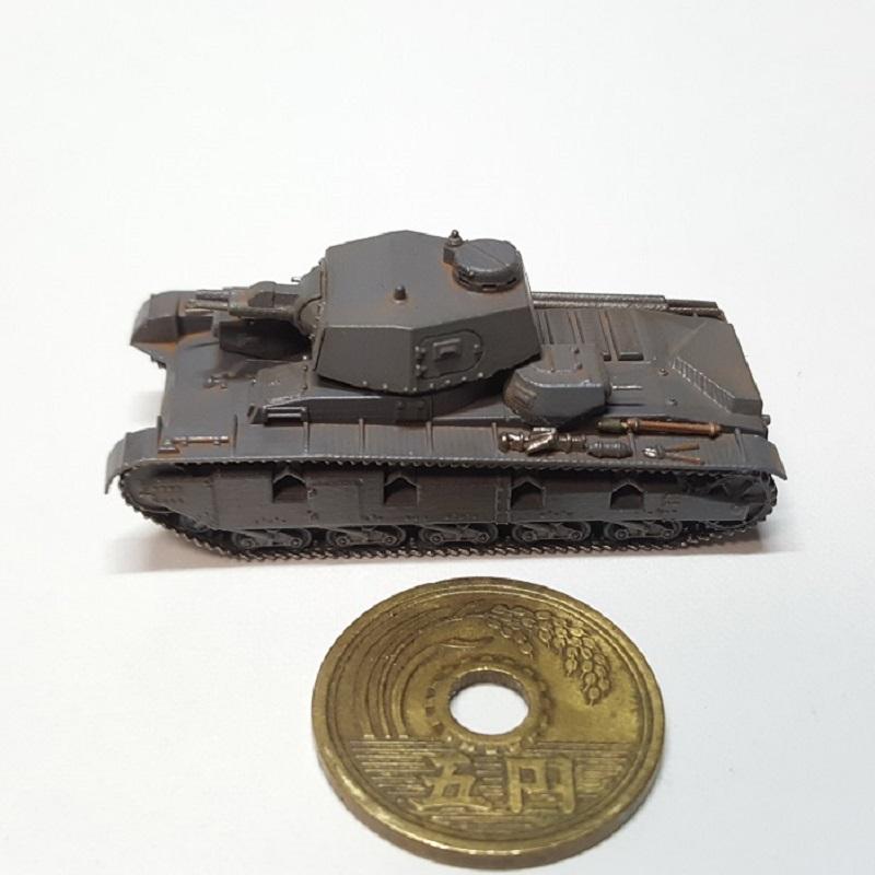 1/144 NbFz(クルップ砲塔搭載型)