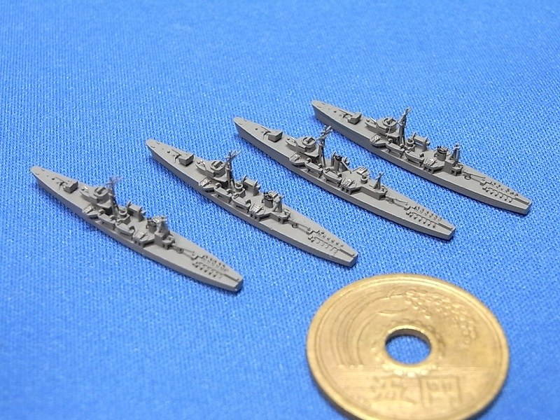 1/2000 丙型海防艦(4隻セット)
