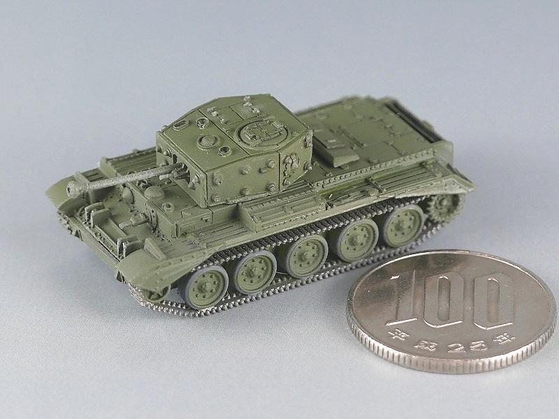 1/144 クロムウェル Mk.IV(リメイク版)