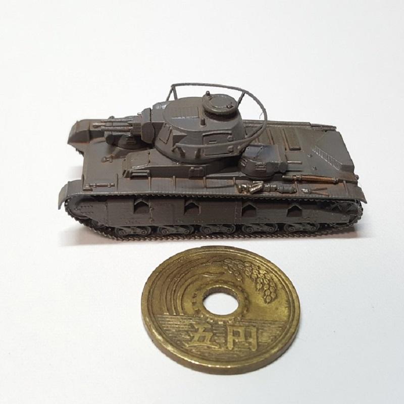 1/144 NbFz(ラインメタル砲塔搭載型)