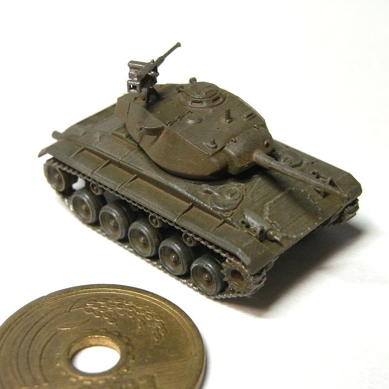 1/144 M24軽戦車チャーフィー