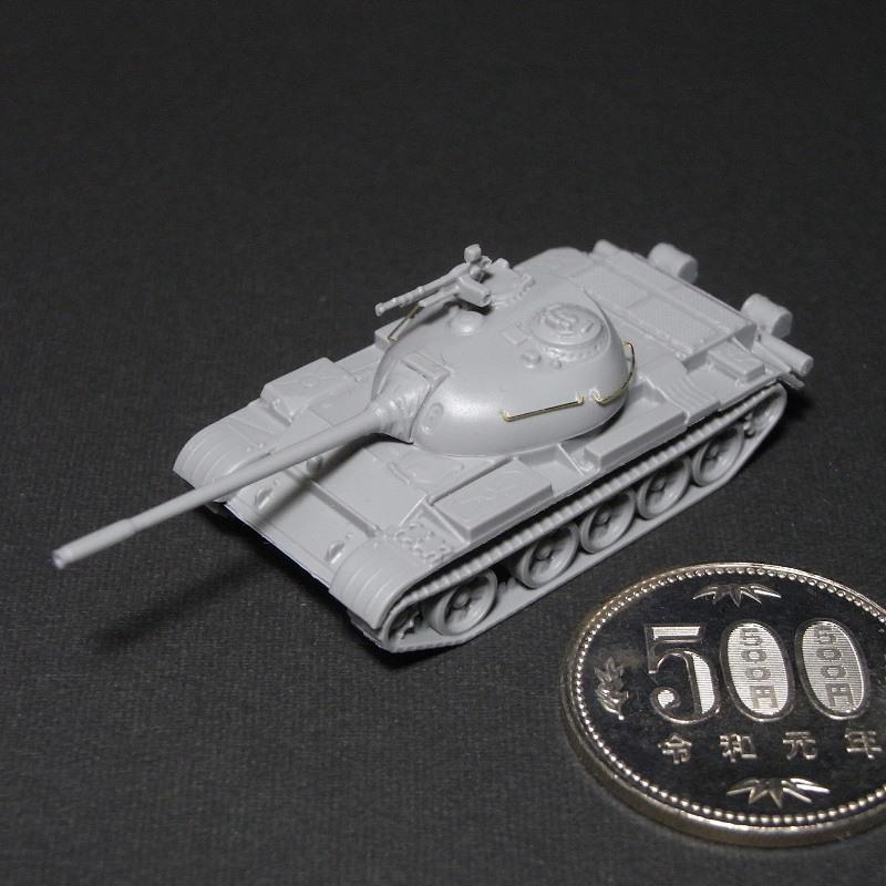 1/144 人民解放軍中戦車 59式戦車