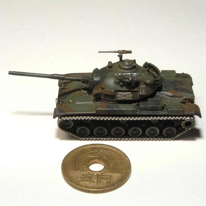 1/144 台湾陸軍 M48H/CM11 勇虎