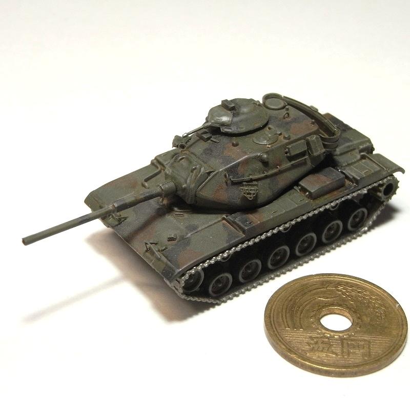 1/144 アメリカ陸軍 M60 パットン