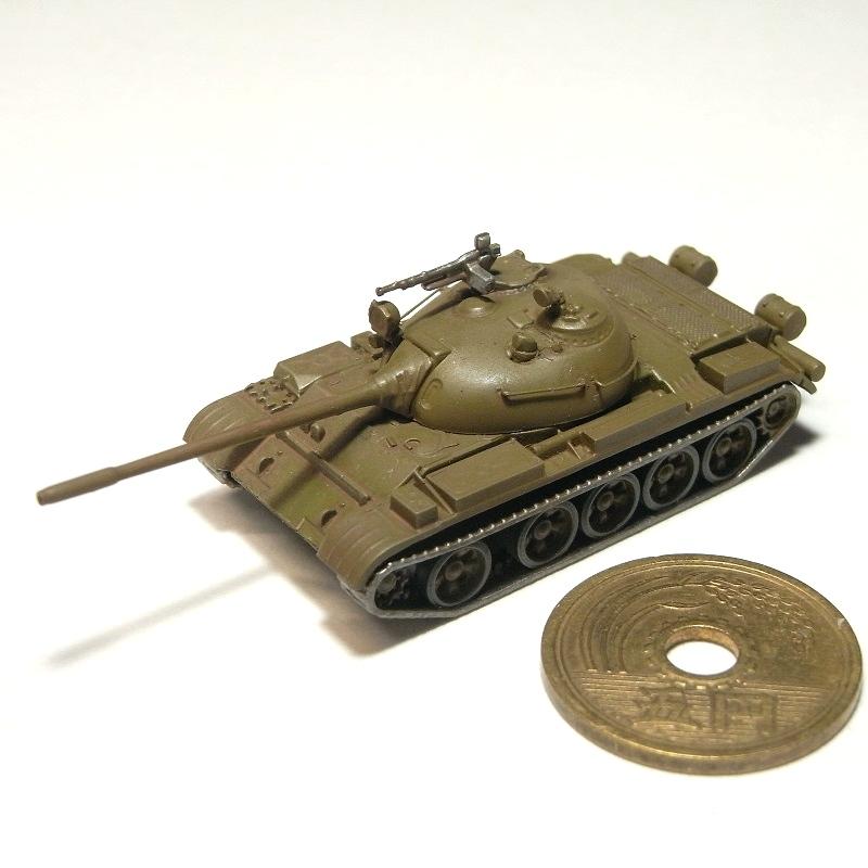 1/144 ソビエト陸軍 T-54中戦車