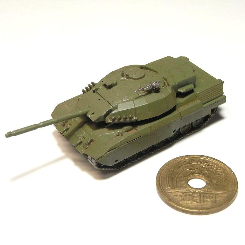 1/144 カナダ陸軍 レオパルドC2 MEXAS