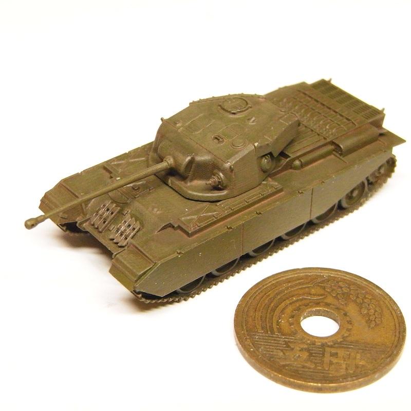 1/144 重巡航戦車センチュリオン Mk.I(金属砲身付き)