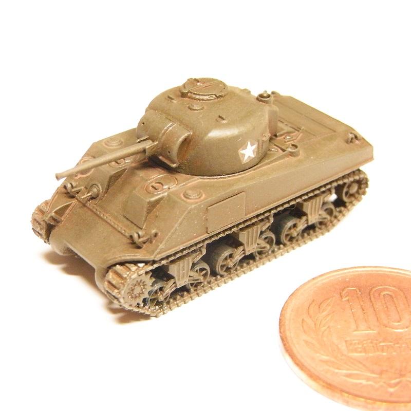 1/144 M4シャーマン中戦車(金属砲身付き)