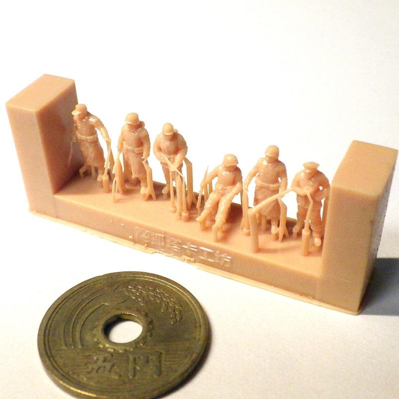 1/144 ドイツ軍兵士セット1