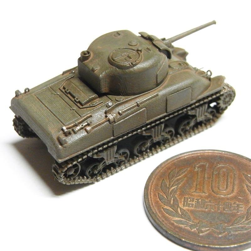 1/144 M4A1シャーマン中戦車(金属砲身付き)