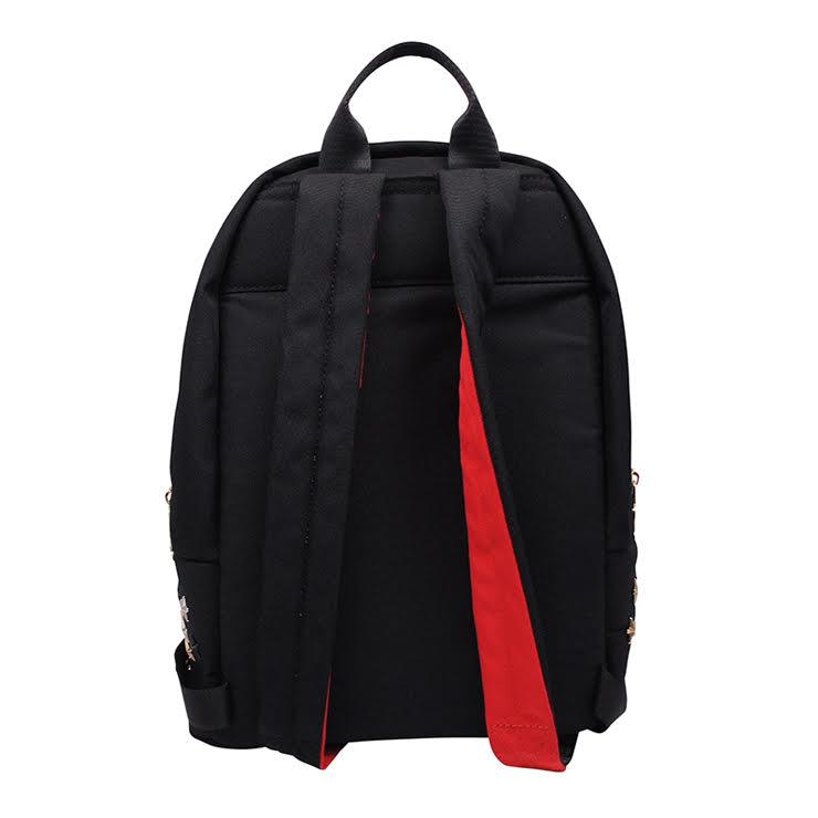 『スタンダード モデル』 スタッズバックパック 【Mサイズ】 BLACK×MIX とげとげスタッズ