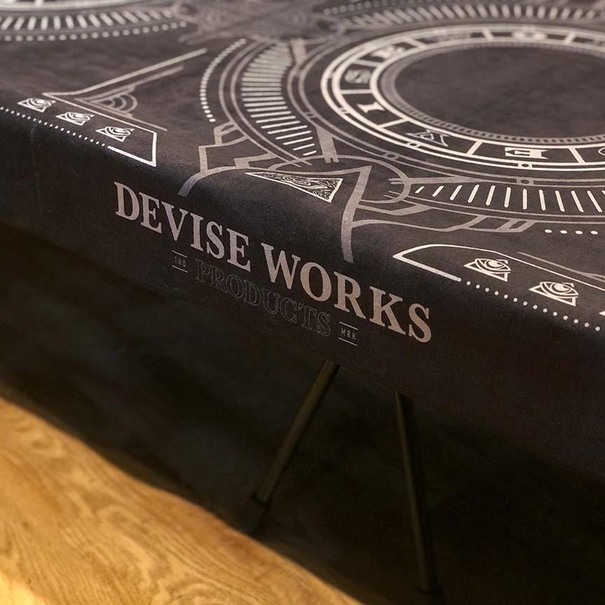 DEVISE コット用ビッグタオル