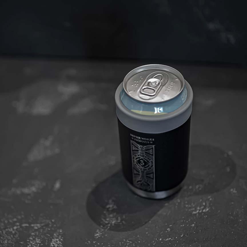 ペットボトルタンブラー&缶クーラー&サイドグラフィックシェラ ノベルティパック