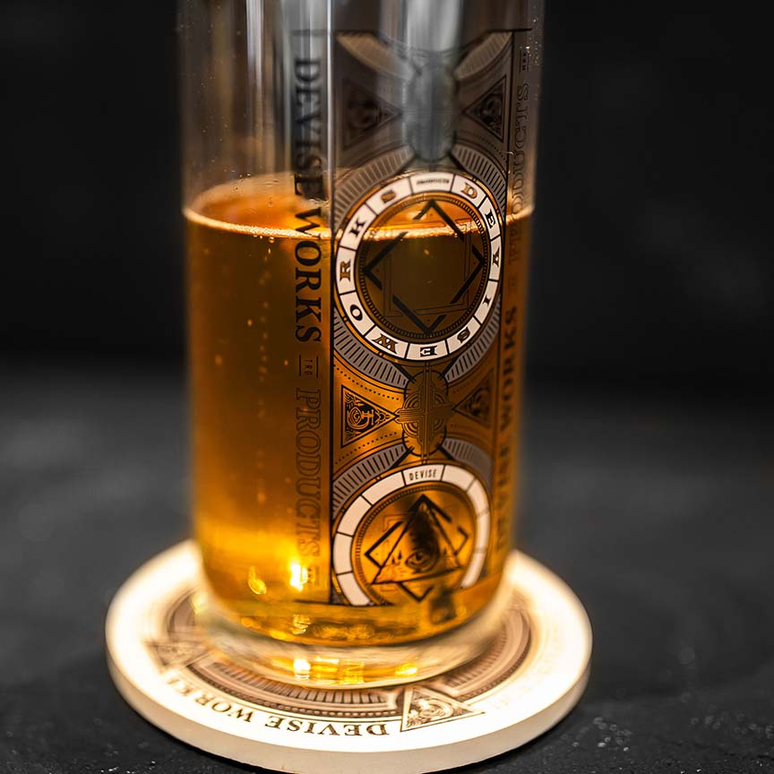 DEVISE GLASS フルセット