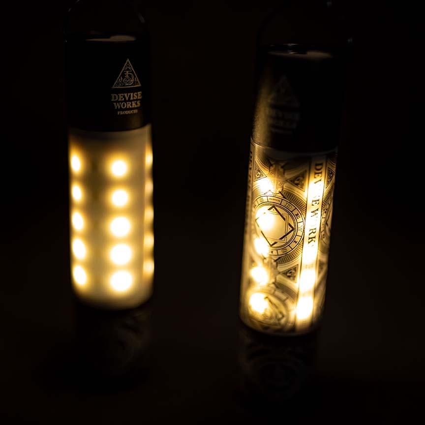 DEVISE別注 MINIMA LIGHT 蓄光タイプ