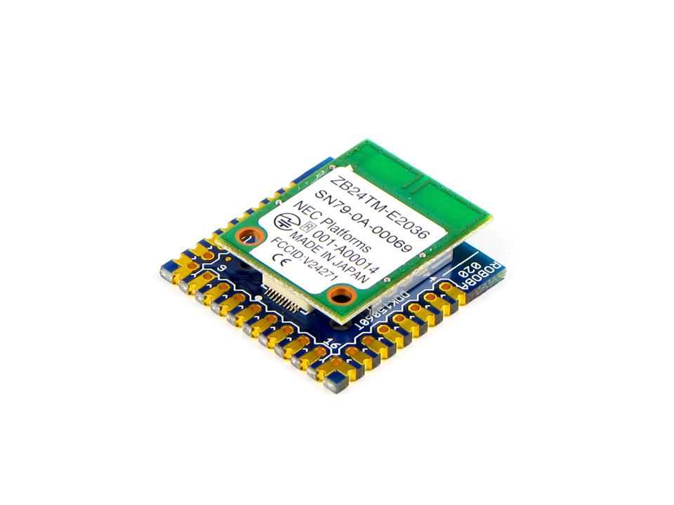 2.4GHz帯無線モジュール 2.4GHzブレイクアウト