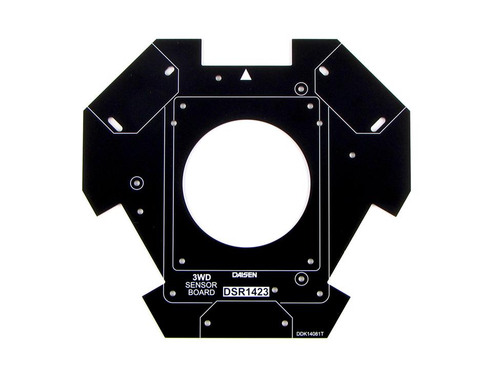 反射型パルスセンサー用 3WDセンサーボード