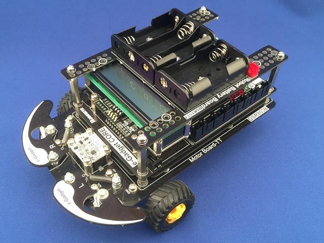 ロボットバッテリーボード
