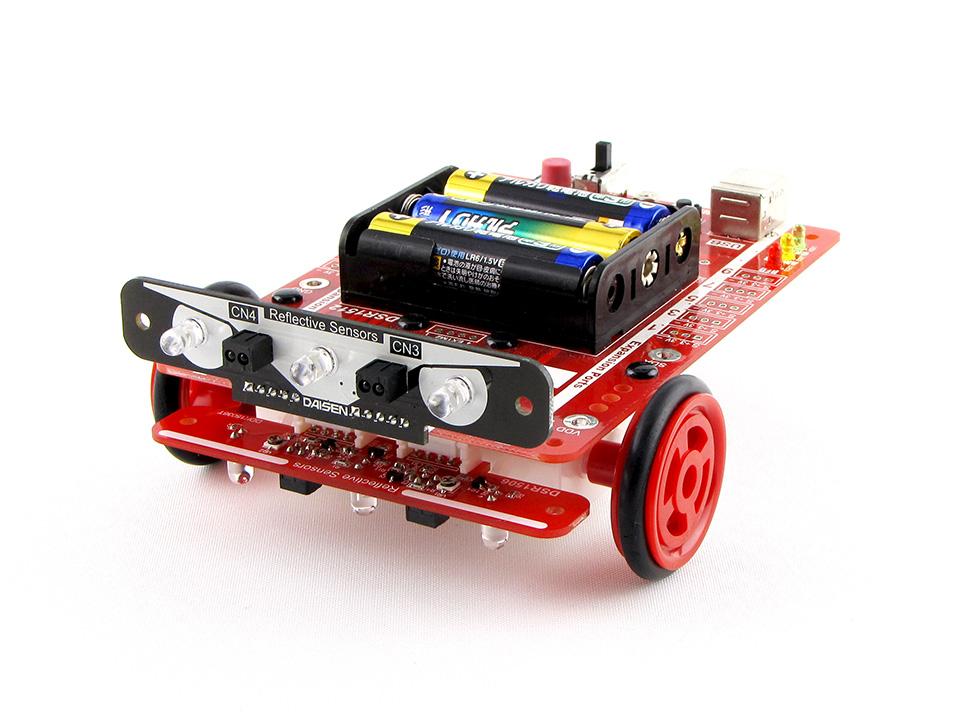 α-Xplorer専用 反射センサーBLACK