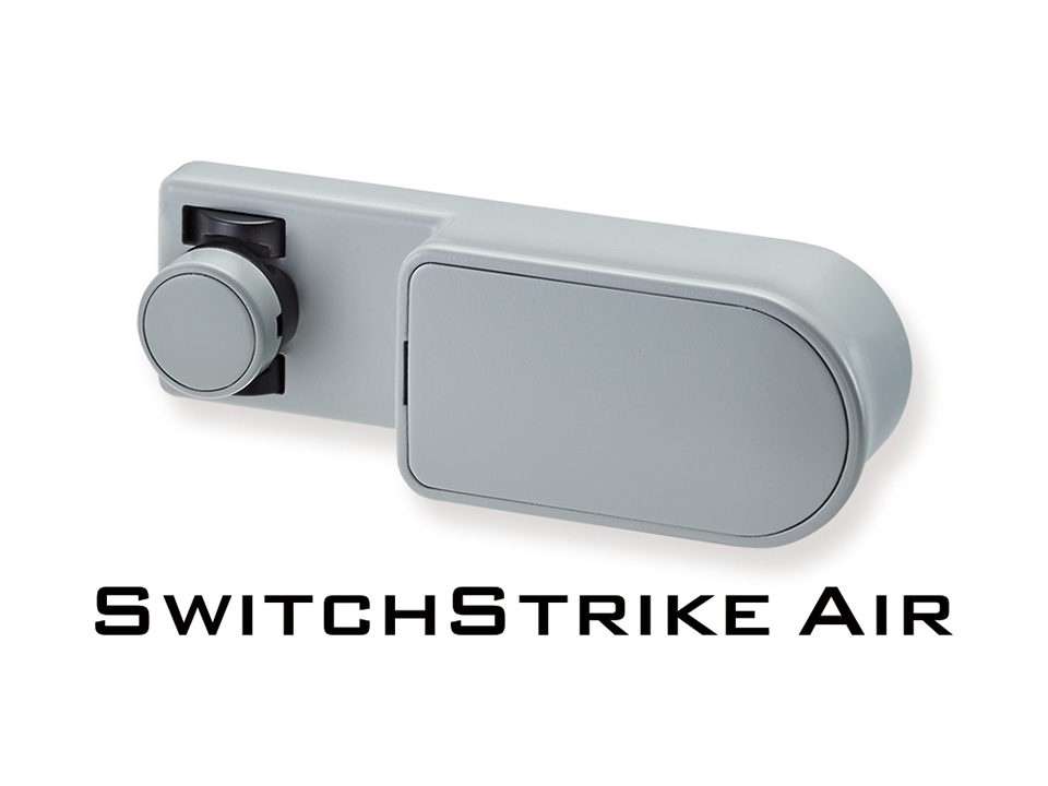 Switch Strike Air(スイッチストライクエアー)スライドラッチセット