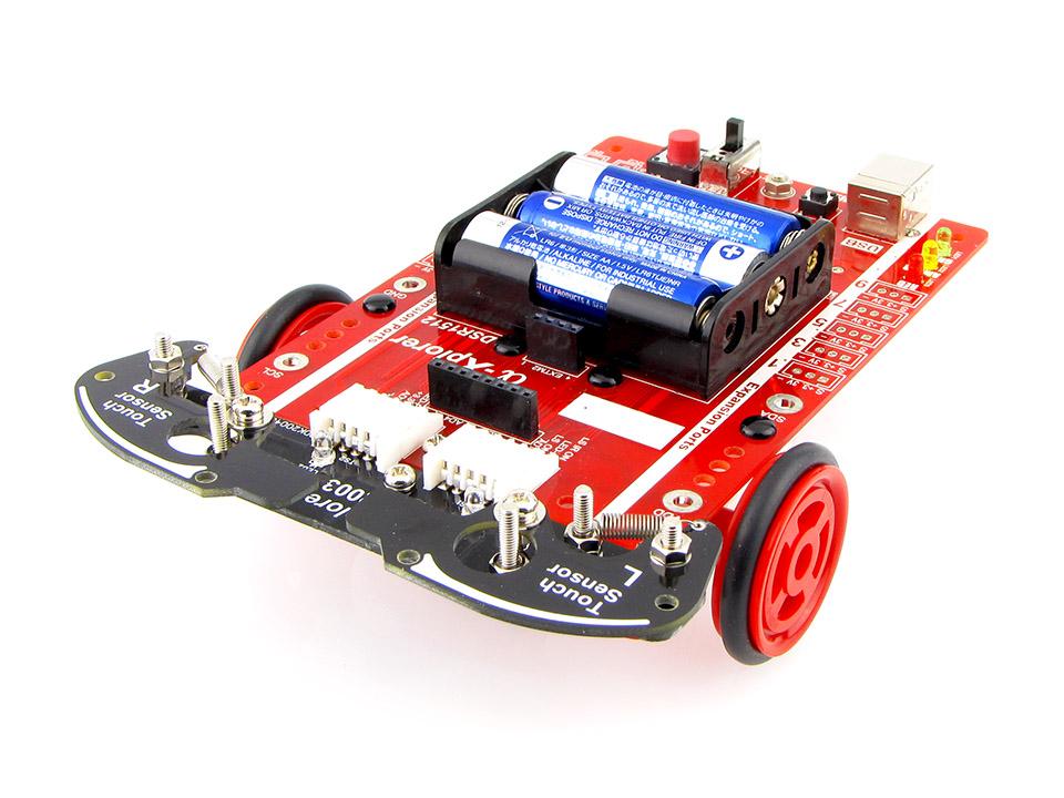 α-Xplorer専用タッチセンサーBLACK