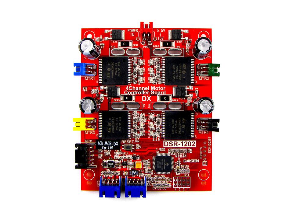 4CHモーターコントローラー