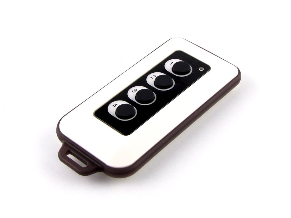 4キー2.4GHz帯無線リモコン