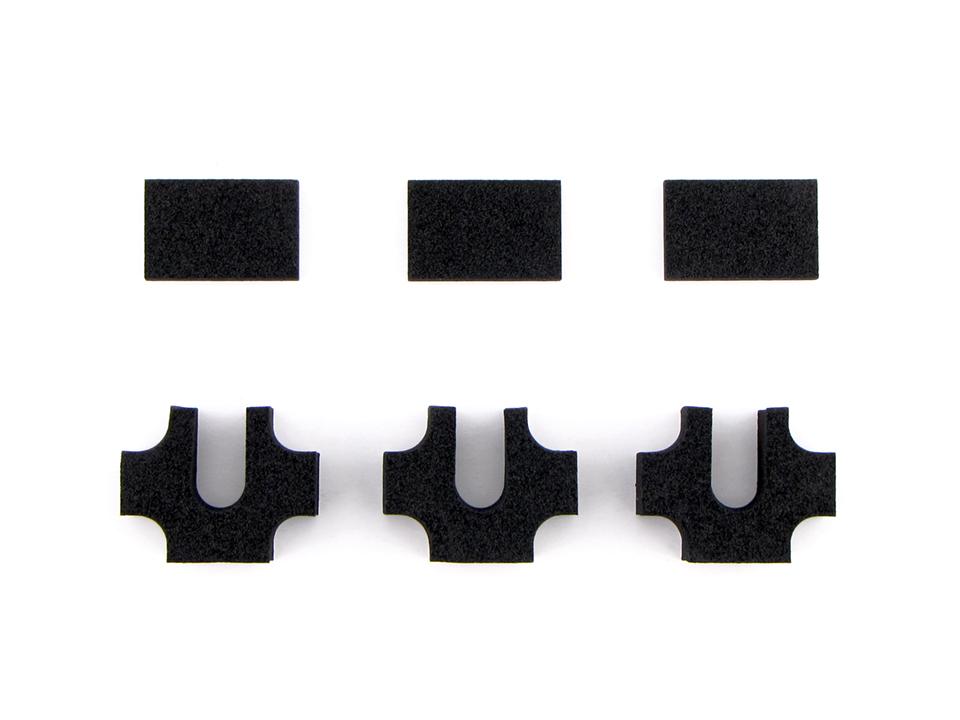 シングルパルスボールセンサー用 遮光スポンジ3個セット