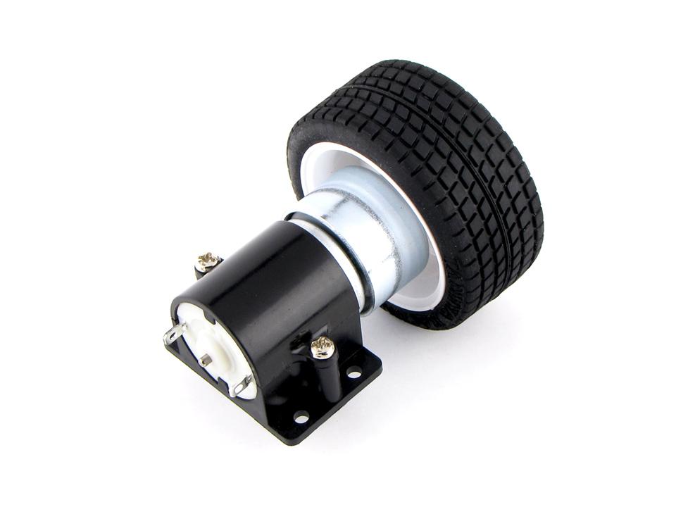 タミヤ製スポーツタイヤセット(56mm径)