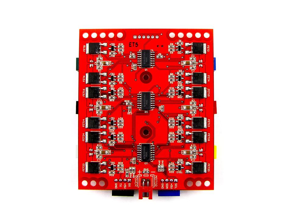 6CHモーターコントローラー