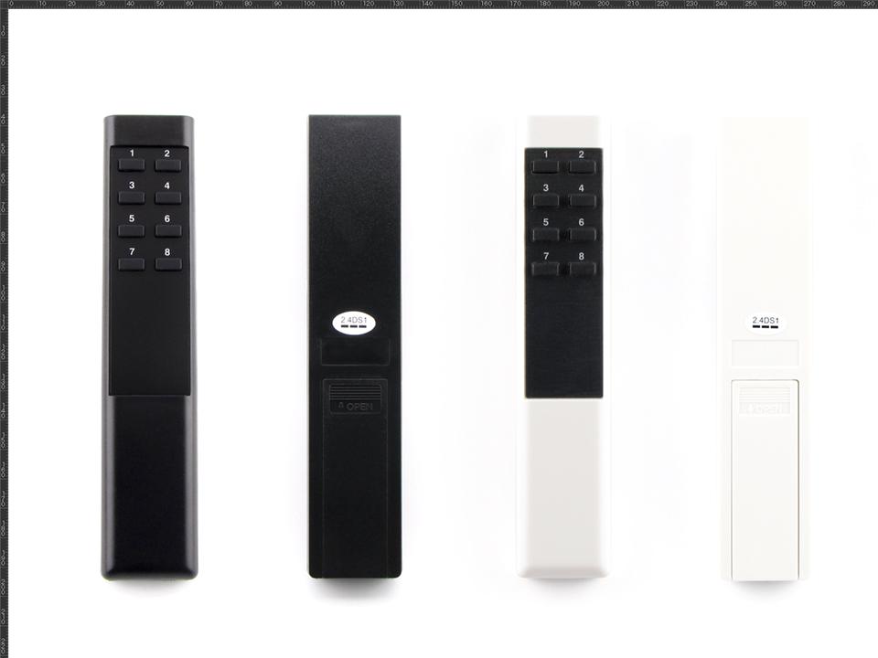8キー2.4GHz帯無線リモコン