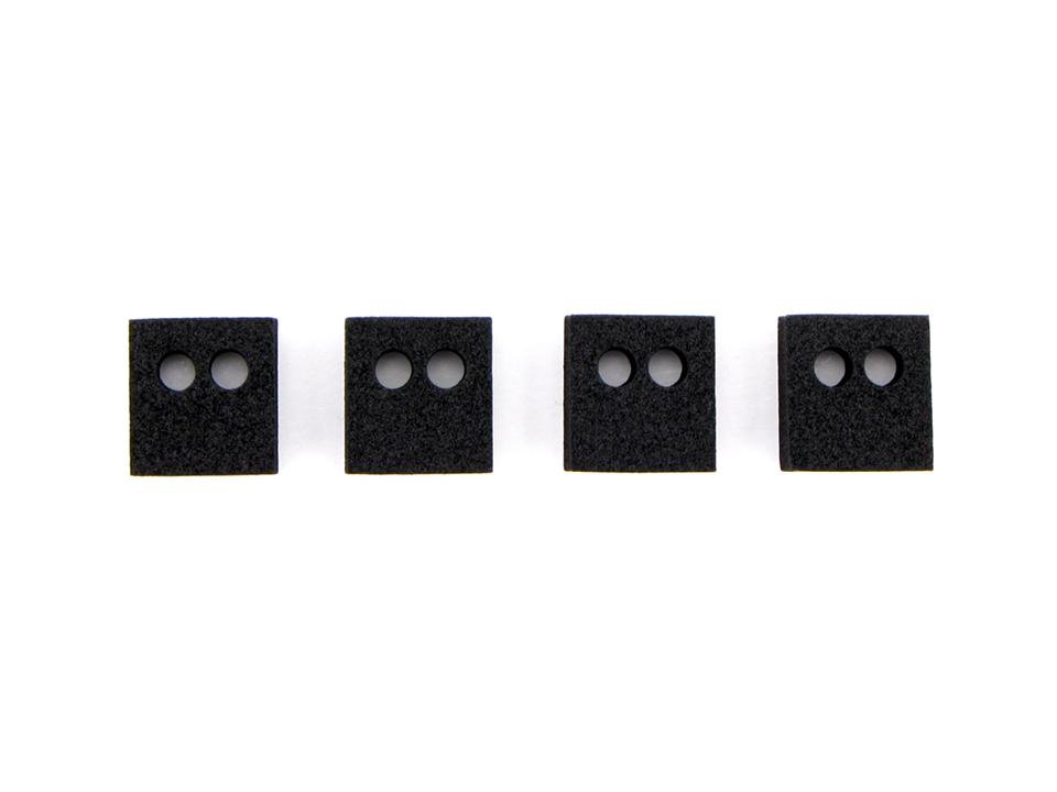 ホワイトラインセンサー用 遮光スポンジ4個セット