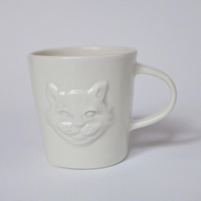 【ORIGINAL】furbaby MUG/半磁器製マグカップ