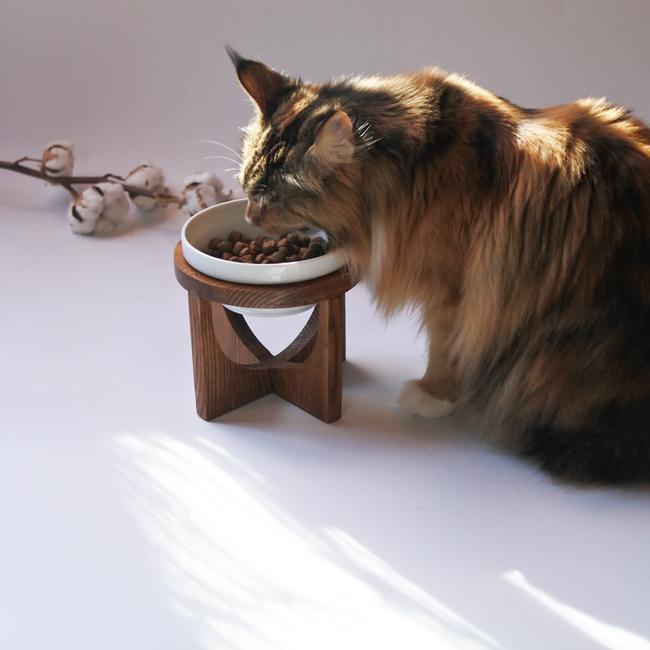 陶磁器 Bowl/ペット用陶磁器ボウル