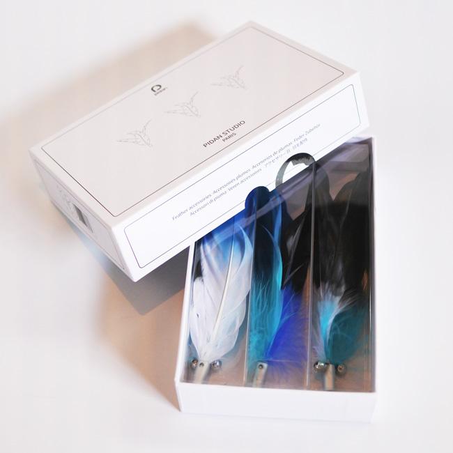 Pidan - Cat Teaser Feather Refille/付け替え用 フェザー3個セット