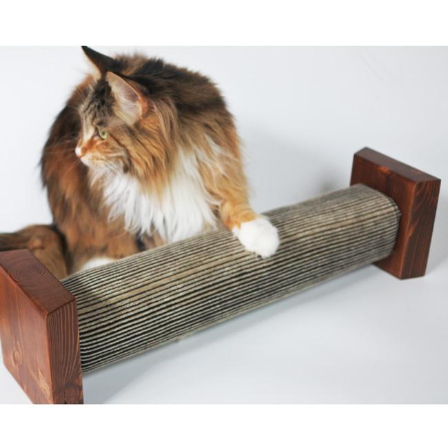【ORIGINAL Cat Scratcher-Pillar】ハンドメイドポール爪とぎ(受注生産)