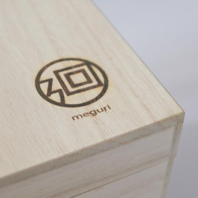 【ORIGINAL】骨壷「廻」 meguri