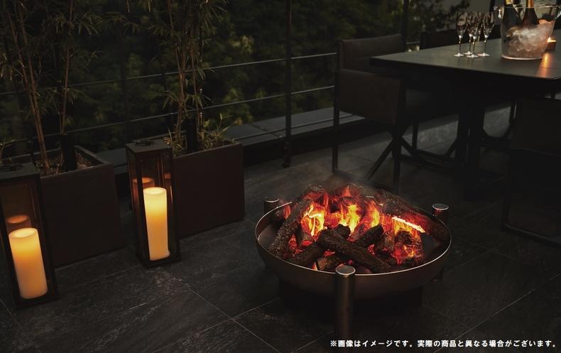 ビルトイン電気暖炉〜ARTISAN TAKIBI〜