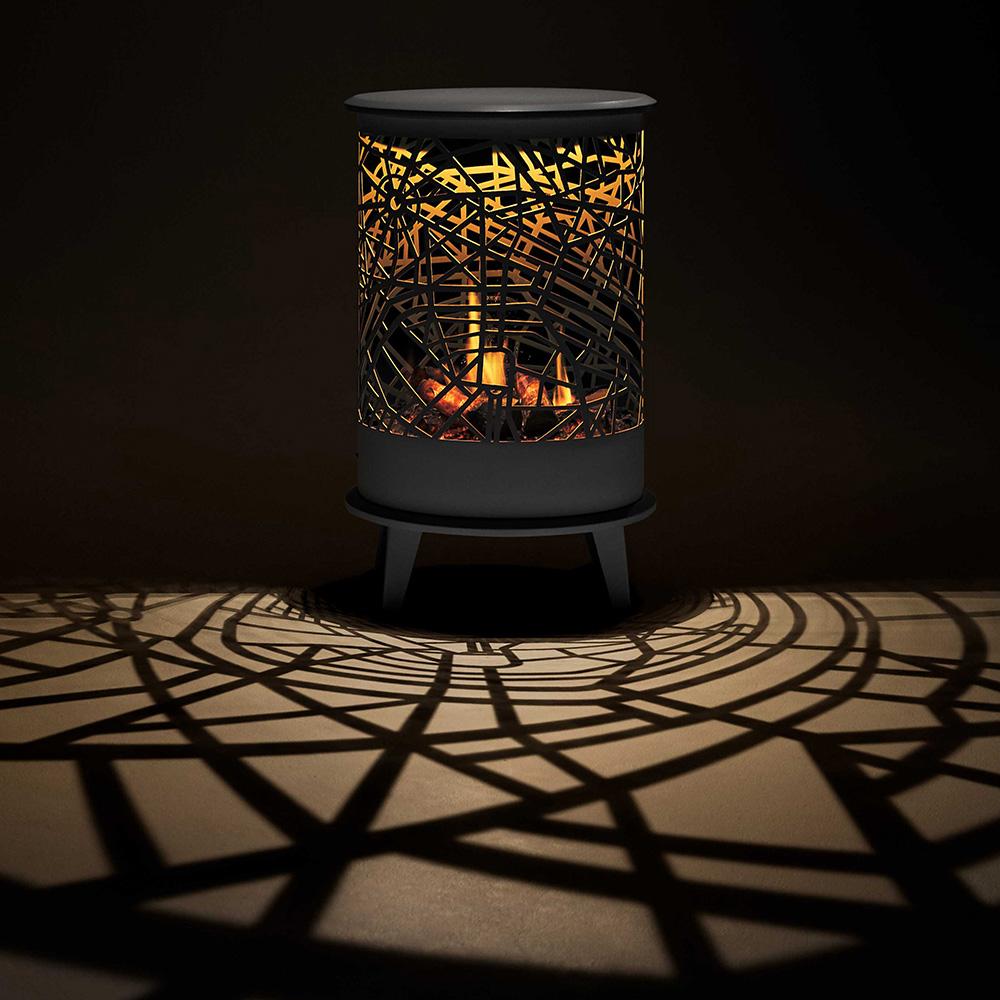 【数量限定アウトレット再お値下げ】電気暖炉  セリーニ パリ