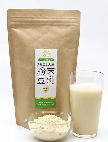 粉末豆乳  (道内送料無料)